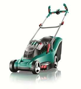 Bosch Rotak 37 Li-ion cordless mower £254.94 @ Amazon