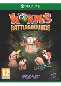 Worms Battlegrounds (PS4/Xbox One) £12.99 Delivered @ Base