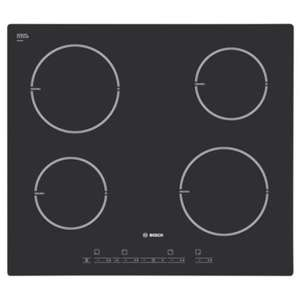 Bosch Induction Hob (rrp £437) reduced to £297 @ B & Q and  get £100 cashback from Bosch