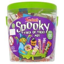 Swizzels Spooky Trick or Treat Mix £1.05 Kg Tub £2 @ Tesco Instore