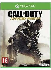 Call of duty advanced warfare xbox one and ps4 £34.85 Simply Games