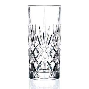 Set of 6 crystal 'Melodia' hiball glasses £17.82 with code @ Debenhams