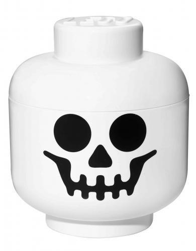 Lego Storage Skeleton Head Amazon £11.99