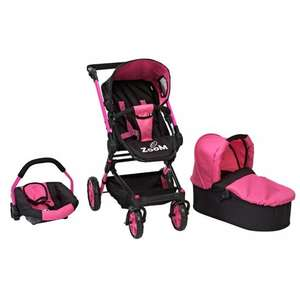 Dimples doll's 3 in 1 pram £48.99 delivered from Smyths Toys