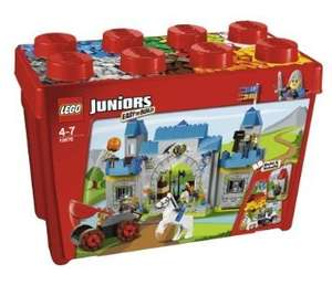 Lego juniors knights castle 10676 £23.25 @ Amazon