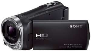 Sony CX330 Full HD Camcorder - Argos £149.99