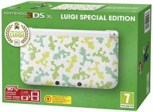 Luigi Special Edition - 3DS XL Console - £164.99 @ Amazon