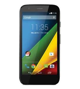 Motorola Moto G 4G Black @ tesco direct for £125 With code £110 & free delivery & clubcard points boost