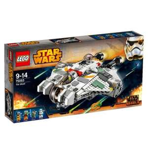 Lego Star Wars 75053 - The Ghost £49.99 @ Amazon