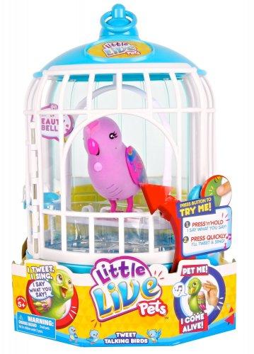 Little Live Pets Bird Cage - £14.59 @ Amazon