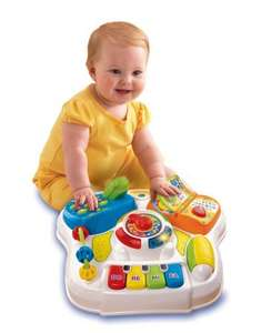 Vtech Baby Play and Learn Activity Table £16.95 @ Amazon