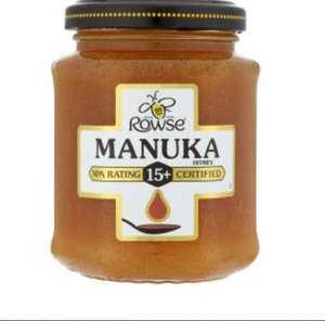 Rowse Manuka Honey 250g £14.99 @ Asda