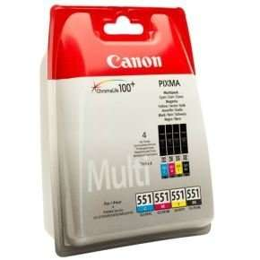 Canon Pixma inks £25.49 (not XL) @ Ebuyer