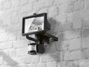 LIVARNO LUX Halogen Floodlight at LIDL - £7.99