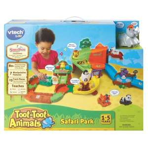 vtech Toot-Toot Animals Safari Park- £21.79 at Amazon