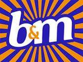 ALL B&M STORES 10% DAY (28th November)