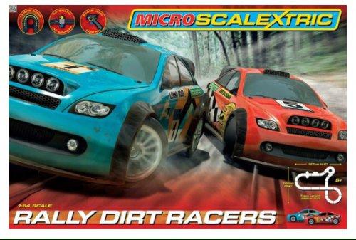 Micro Scalextric Rally Dirt Race - £39.99 @ Sainsburys