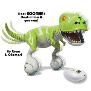 Zoomer dino click and collect at Smyths £41.99 with code