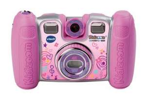 VTech Kidizoom Twist Plus Camera Pink or Blue £26.15 @ Amazon
