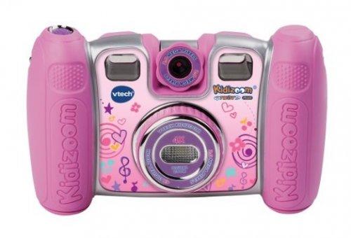 VTech Kidizoom Twist Plus Camera Pink or Blue £26.15 @ Amazon