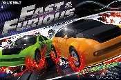 Micro Scalextric G1092 Fast & Furious 1:64 Scale Race Set @ Amazon £26.99 rrp £44.99