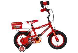 "Apollo Firechief Boys Bike - 12"" - £69.99 was £139.99 @ Halfords"