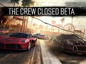 The Crew Closed Beta Key (PS4/Xbox One) @ DigitalSpy