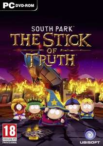South Park Stick of Truth (PC) - £12.50 Sold by Gameline GmbH. and Fulfilled by Amazon