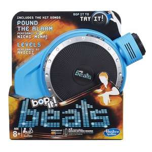 Bop it! Beats rrp £22 only £11.99 at Smyths Toys with free click and collect, this is the number 1 toy on the Dream Toys List 2014!