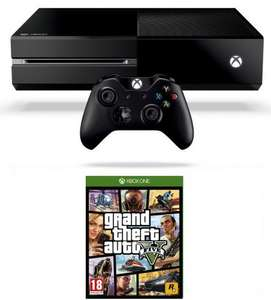 "Xbox One Console W/ Either Grand Theft Auto V,Dragon Age,Far Cry 4,Assassins Creed Unity & Black Flag,Halo Master Collection,Alien Mega Pack,COD: Advanced Warfare, £329 Each Delivered @ Amazon (£349 W/ 7"" Linx Windows Tablet)"