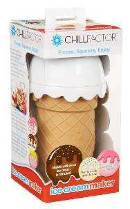 Chill factor ice cream maker  £8.35 (free del £10 spend / Prime) @ Amazon
