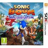 Sonic Boom: Shattered Crystal - Nintendo 2DS / 3DS Demo @ Nintendo eShop