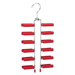 John Lewis Hangers - 24 Tie Rack Hanger £2 (Trouser hangers - 50p, or 4-in-one - £2)