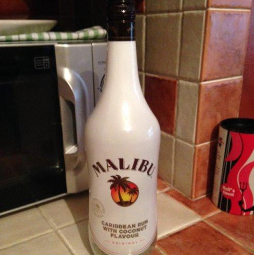 Malibu 1L @ Asda  £10.00