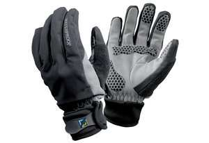 Sealskinz waterproof cycling gloves £21 in Halfords