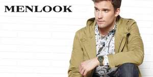 Get a £500 Menlook gift voucher for just £182!! [ Profit potential on some items]
