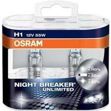 OSRAM nightbreaker UNLIMITED H7 Bulbs £13.25 @ upgrade bulbs / Amazon