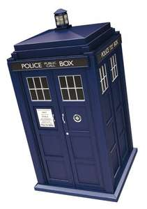 Doctor Who Spin and Fly Tardis £9.48 @ Amazon (free delivery £10 spend/prime)