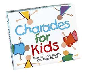 Charades For Kids Game £5.81 & FREE Delivery with Prime in the UK @ Amazon