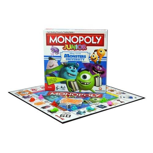 Monopoly Monsters University Junior £11.84 @ Amazon
