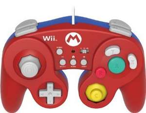 Super Smash Bros. Hori GameCube Controller (Wii / Wii U) - £23.85 @ Amazon