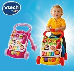 VTech First Steps baby walker half price £14.99 @ Smyths