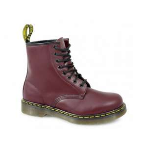 Dr Martens Classic Cherry Red 1460 Boot. Includes free delivery £69.99 @ Shuperb.co.uk £68.99 if you 'like' them on Facebook!