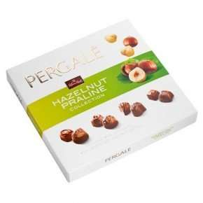£1 Each Pergale Milk/Dark/Desert & Hazelnut Praline Chocolate Collections 125g @ Poundland