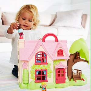 Happyland cherry lane cottage - £20 - mothercare
