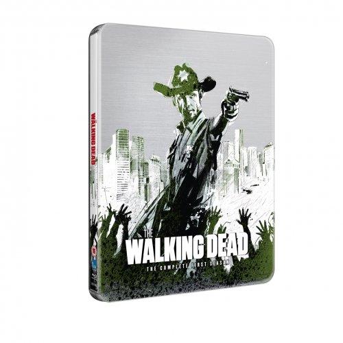 The Walking Dead: Season 1 (Entertainment Store Exclusive Blu-Ray Steelbook) £9.99 (Using code SPEND10) @ Rakuten/Entertainment Store