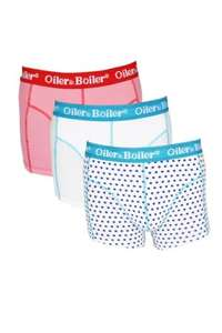 Oiler & Boiler Pants 3 for £8.50 plus £4 P&P (£12.50) with code NEW5