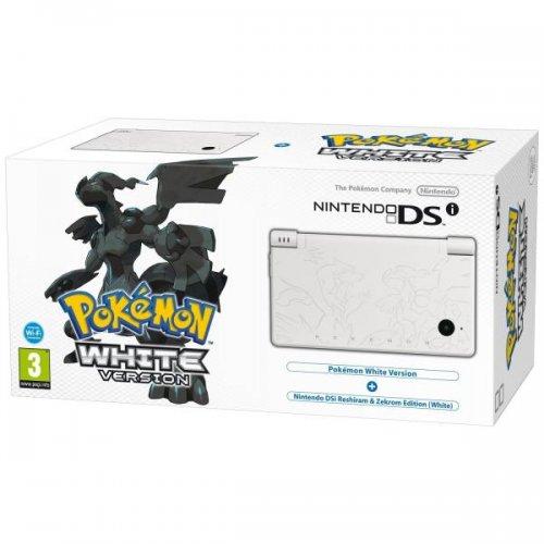 Nintendo DSI White Bundle (Includes Pokemon White) £58.99 @ IWOOT