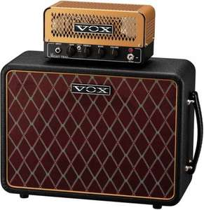 Vox Lil Night Train Gold Stack Limited Edition Guitar Amp Head And Cabinet £199 (Free Delivery) @ GuitarGuitar