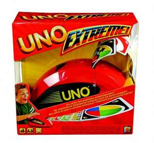 Uno Extreme Card Game £14.53 delivered @ Amazon